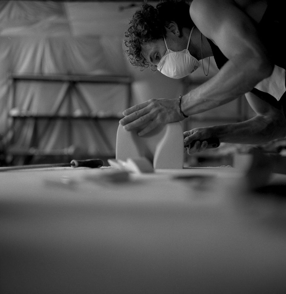 Yoris Delahaye : shapers, l'envers du décor