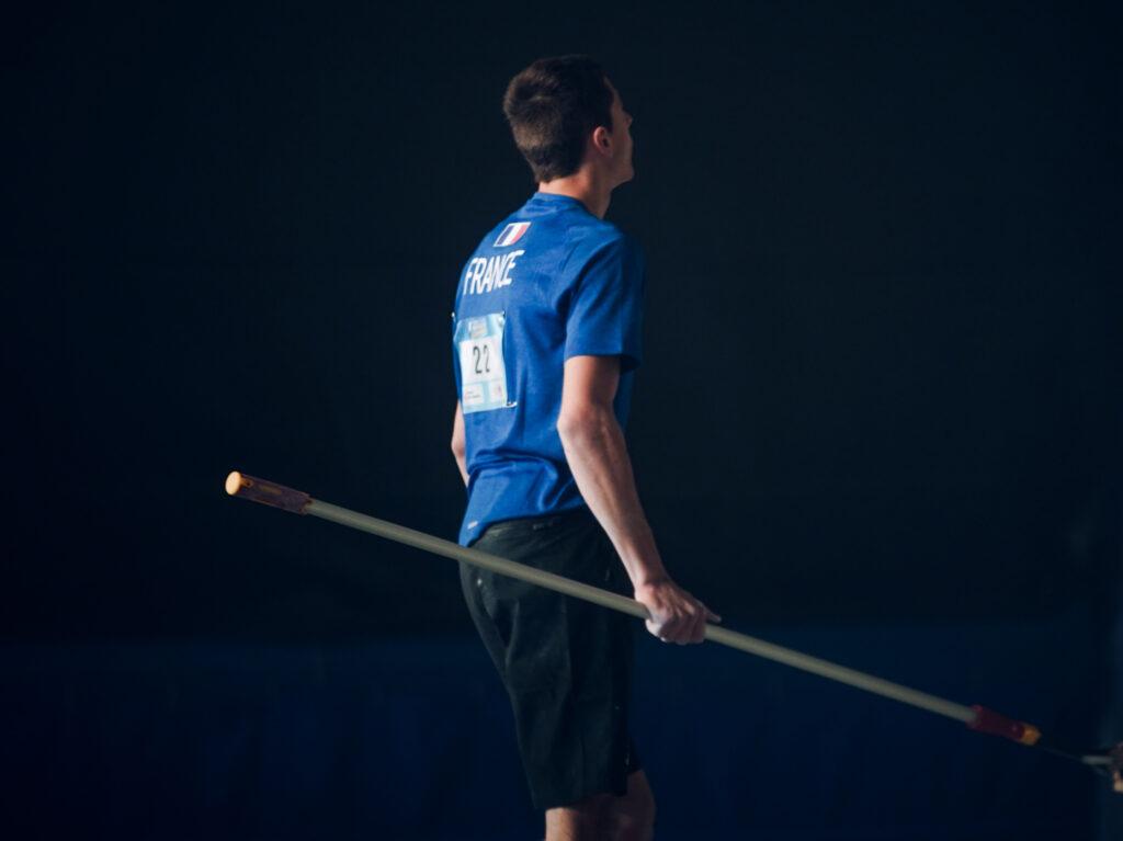 Paul Jenft Championnats du monde