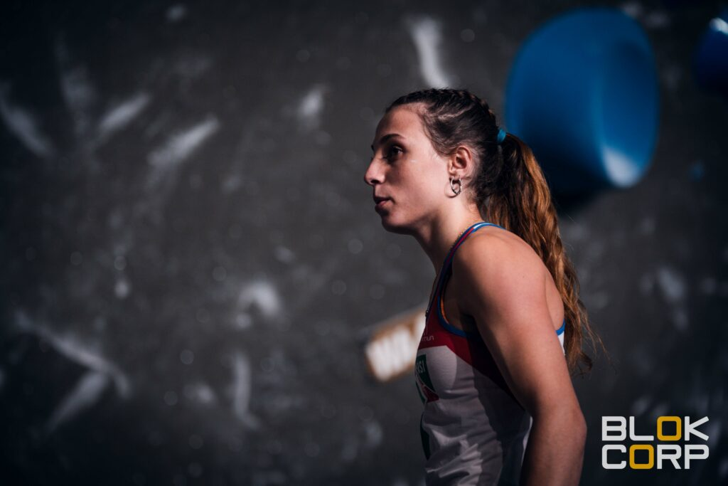 Camilla Moroni vice championne du monde