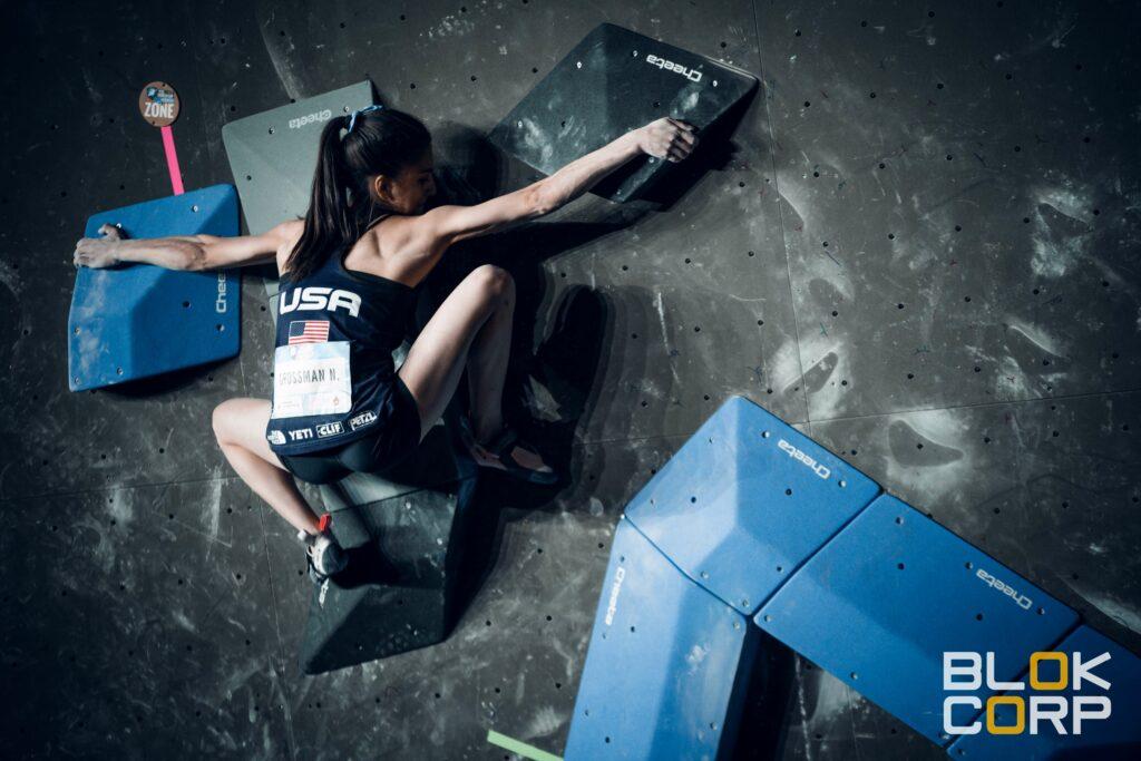 Natalia Grossman championne du monde