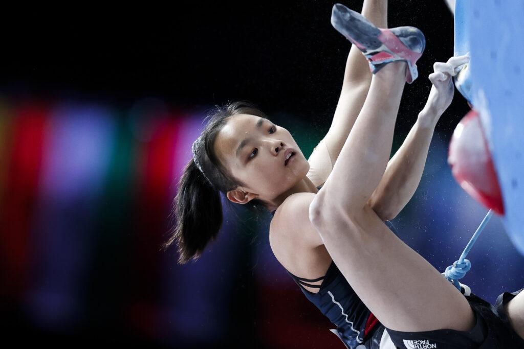 Chaehyun Seo championne du monde