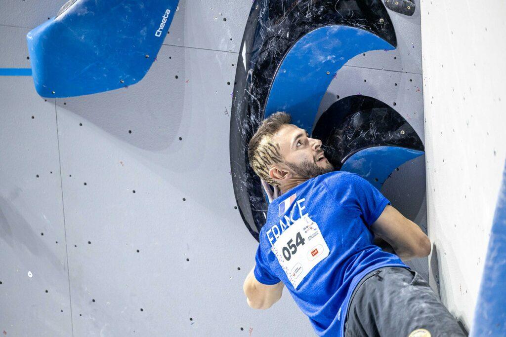Manu Cornu médaille de bronze championnats du monde