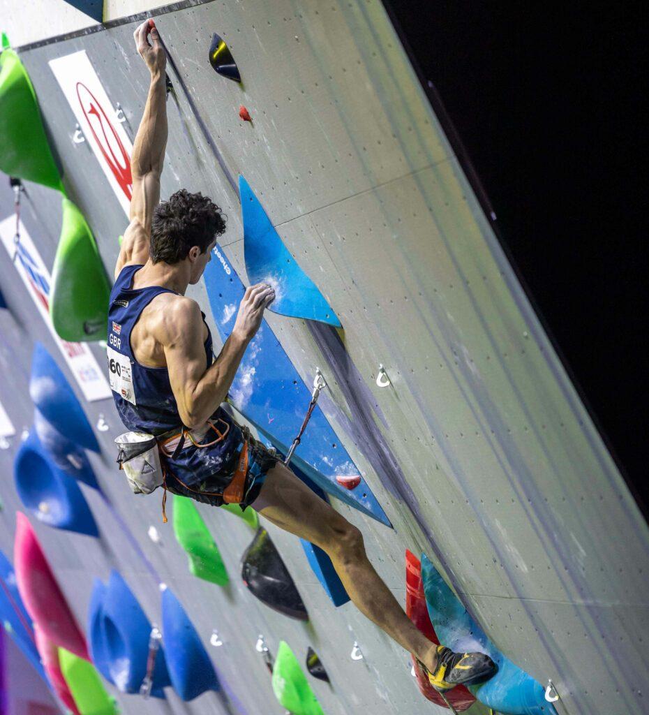 Hamish McArthur finale championnats du monde